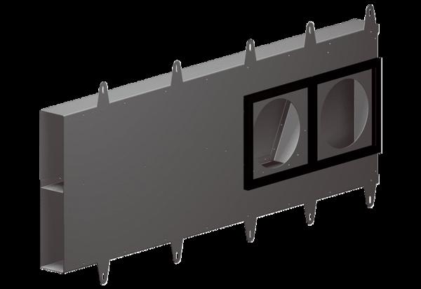 Laibungselement Duo LE für Maico Powerbox