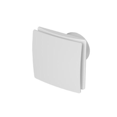 Kemi x-well A12 H Kleinraumlüfter mit Feuchtesteuerung inklusive Wandhülse und Gitter