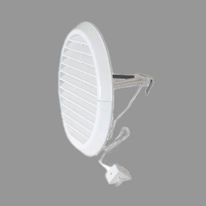 Von innen montierbares Außengitter für Südwind Geräte