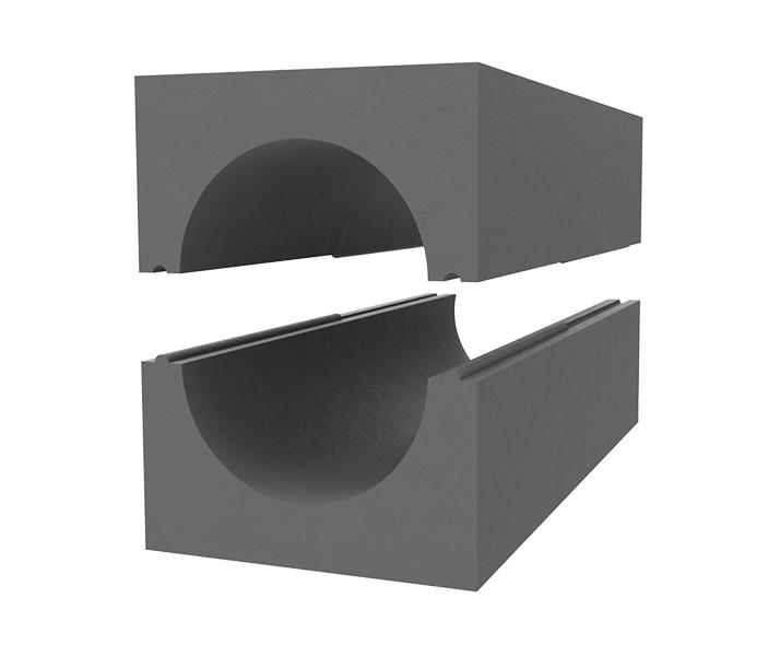 Pluggit iconVent 160/170 Einbau-Montagestein 500 mm