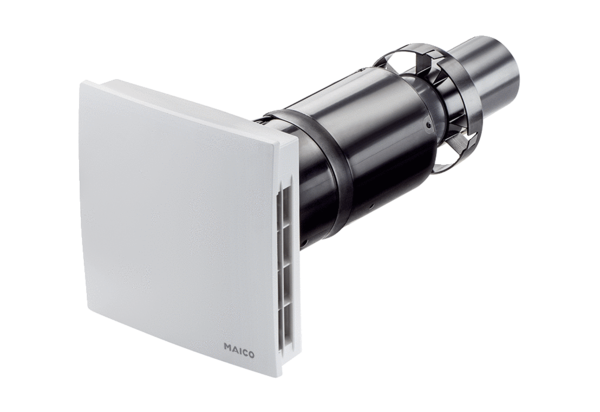 Maico PushPull Balanced PPB 30 - Einzelraumlüftungsgerät mit Wärmerückgewinnung
