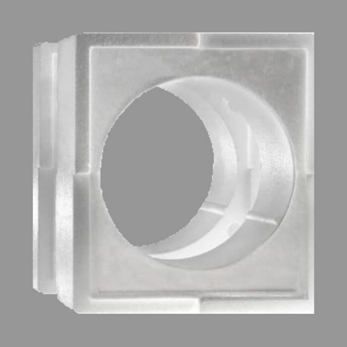 Wandeinbaugehäuse aus EPS Styropor für Südwind Geräte Ambientika