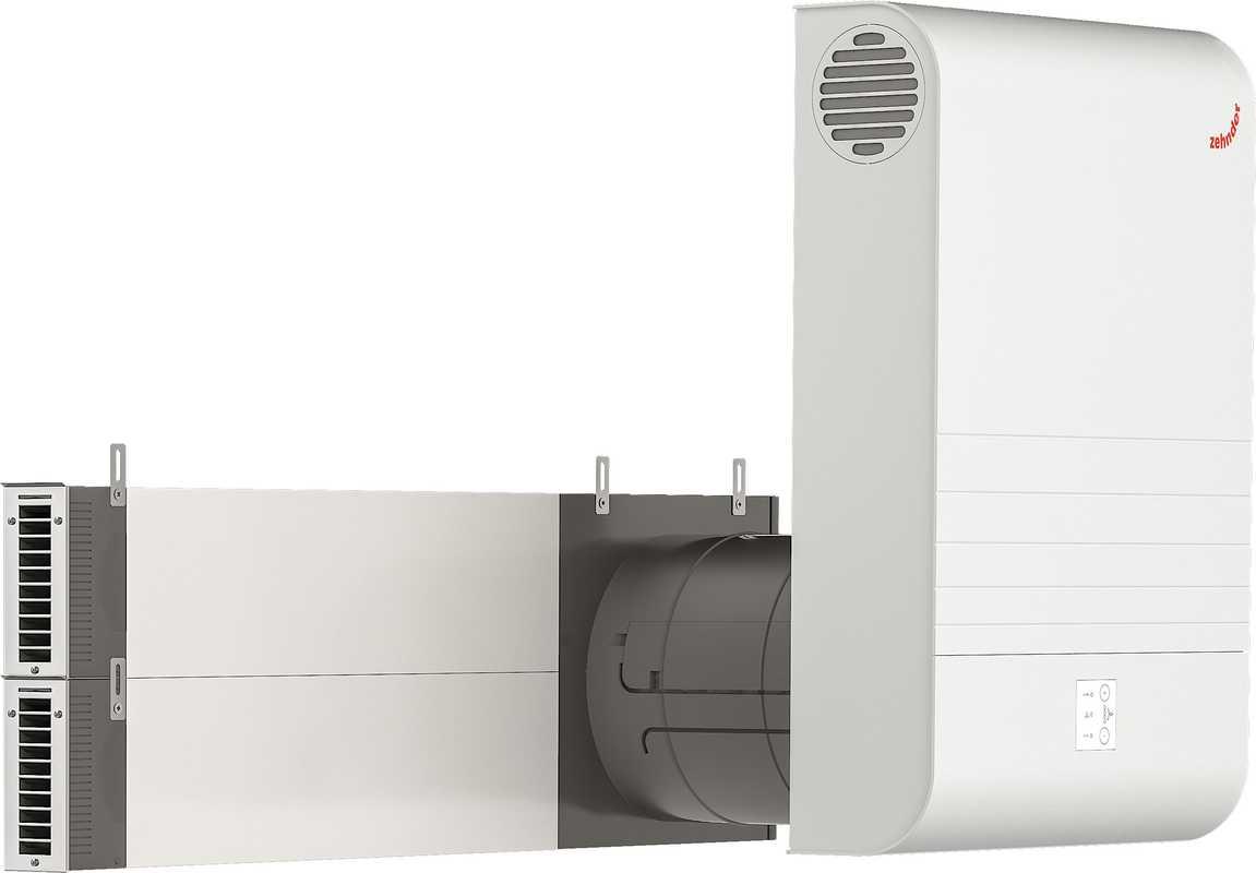 Zehnder Komfort-Lüftungsgerät ComfoAir 70 für das Laibungsmodul
