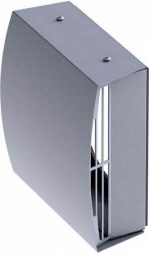 Helios Fassadenblende Tief aus Edelstahl für KWL 45-160