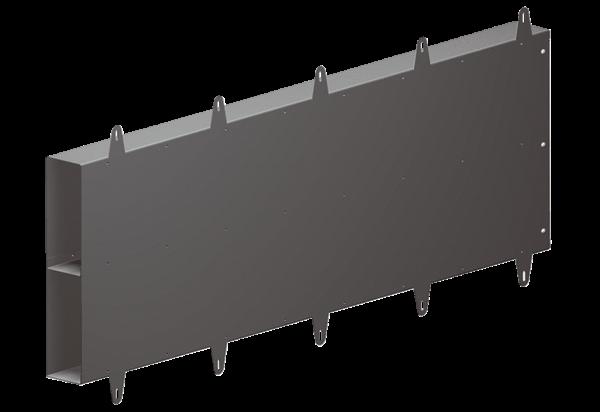 Laibungselement-Verlängerung Duo LEV für Maico Powerbox