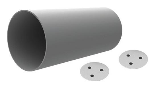 Pluggit Montagerohr, Länge 500 mm iconVent 160 / 170