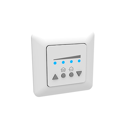 Kermi x-well LED Steuerung für D12 für Unterputzdose